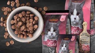Сухой корм для кошек Leonardo Adult Light