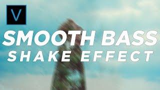 Smooth Bass Shake Effect - Tutorial | Sony Vegas Pro 11-15