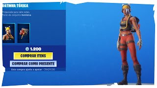* NEW SKIN * SHOP OF ITEMS FORTNITE-SHOP TODAY AUGUST 29th,2019 (Catastrophe)
