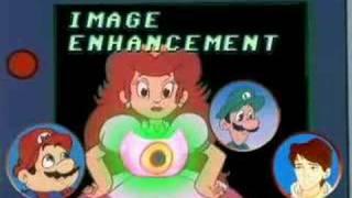 Super Mario Teaches Safe Sex