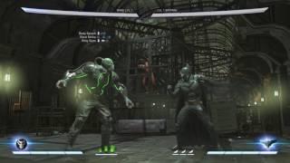 83% SUPER COMBO/65% Meterless| Combo Tutorial (Bane)| Injustice 2