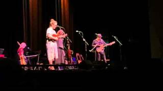 """My Friend"" Patty Griffin, Sara Watkins & Anais Mitchell at The Strand Theatre"