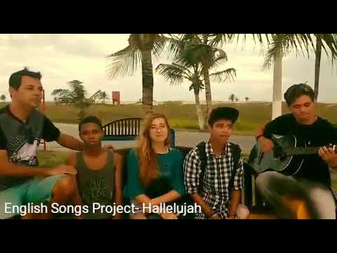 English Songs Project - Hallelujah