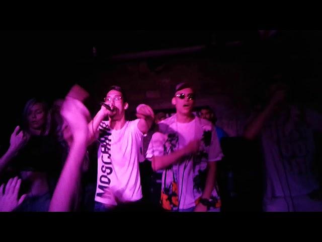 OGNJEN X KIMMV X YUNGKULOVSKI - LANCI LIVE @ KC grad