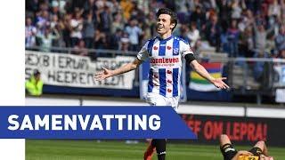 Samenvatting sc Heerenveen - NAC Breda (18/19)