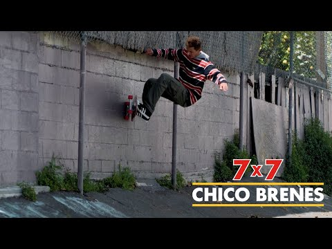 Chico Brenes' 7x7 Part