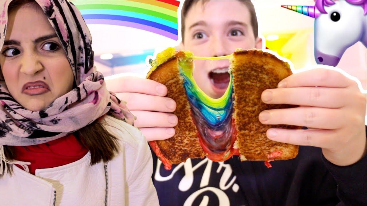 unicorn-rainbow-grilled-cheese-sandwich