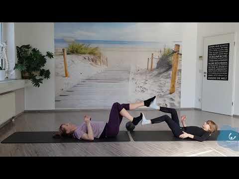 Pilates mit Silvia-gemeinsam