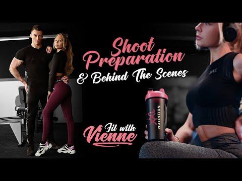 XXL Shoot preperation & Dans les coulisses | Série Vlog