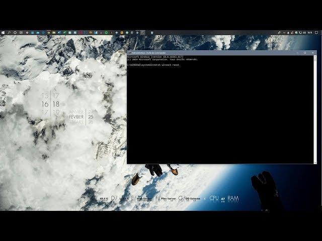 Résoudre les problèmes de connexion internet dans Windows