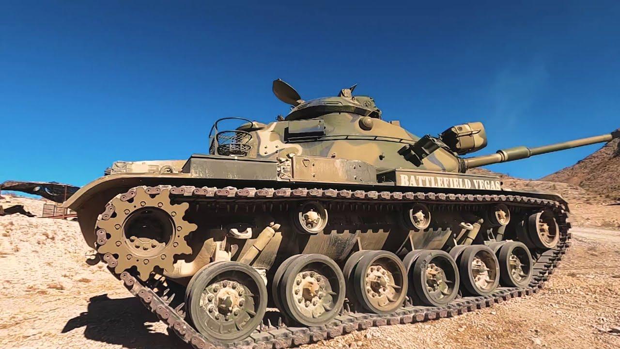Las Vegas Extreme Battlefield Outdoor Adventures