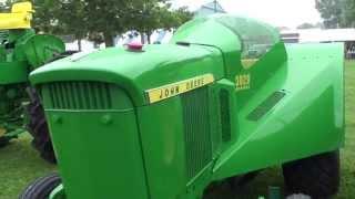 John Deere 3020 Orchard Tractor