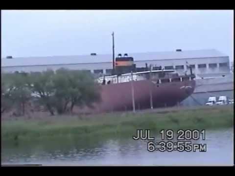Fraser Shipyards 2001