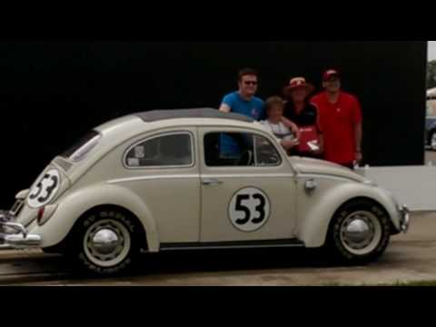 Herbie wins at Funfest for Air-Cooled VW 2016