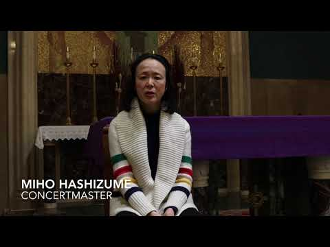 CityMusic Cleveland: Miho Hashizume Interview, Part One, December 2017