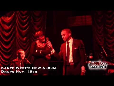 Ye x John Legend x Estelle - American Boy Live At Secret Show In NYC