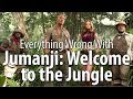 Everything Wrong With Jumanji: Welcome to the Jung