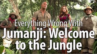 Download Everything Wrong With Jumanji: Welcome to the Jungle Mp3 and Videos
