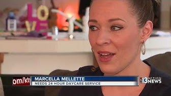 24-hour daycare service ending at MGM Grand