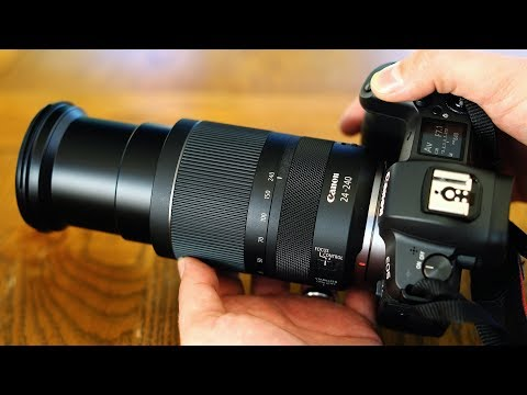 Canon RF 24-240mm F/4-6.3 IS USM Lens Review With Sample Pictures