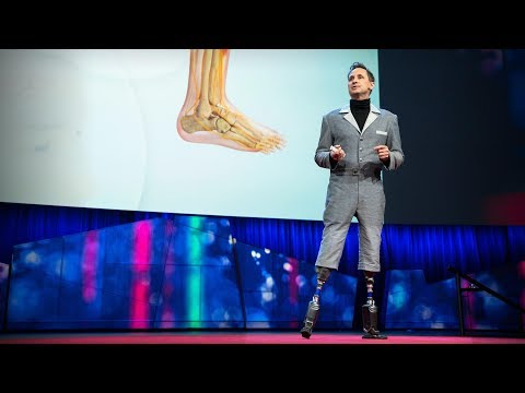 How we'll become cyborgs and extend human potential | Hugh Herr
