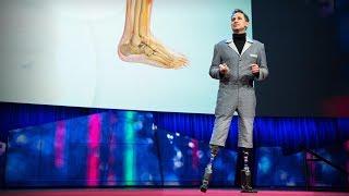 Video How we'll become cyborgs and extend human potential | Hugh Herr download MP3, 3GP, MP4, WEBM, AVI, FLV Juni 2018