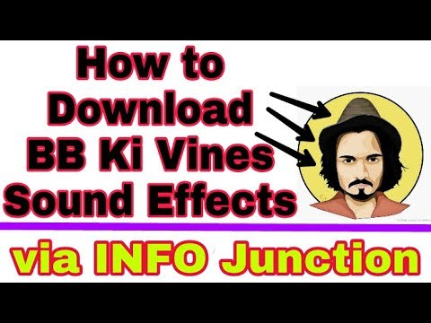 How to Download BB Ki Vines Background...
