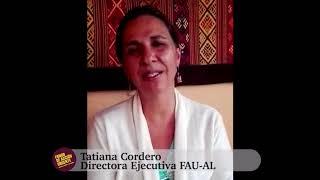 ¡FAU-AL celebra el fin del conflicto armado en Colombia! (2016)