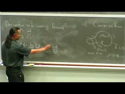 Brief introduction to Geodynamic Equations
