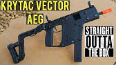 Kriss Vector Trigger Upgrade - Simple and Inexpensive - YouTube