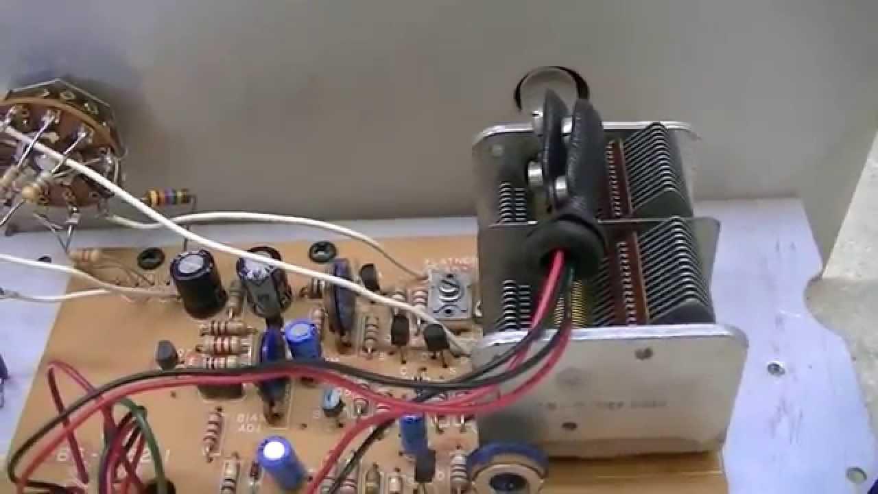 Heathkit IG 5282 Audio Frequency Generator I Built in 1983!