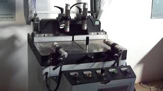 SINGLE HEAD ALUMINIUM CUTTING MACHINE - PANDA 400 | COBRA INDUSTRIAL MACHINES-UAE