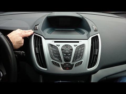 ford-c-max-/-focus-2011-remove-radio-cd-player