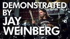 Zildjian S Family Cymbals - Rock Cymbal Set featuring Jay Weinberg