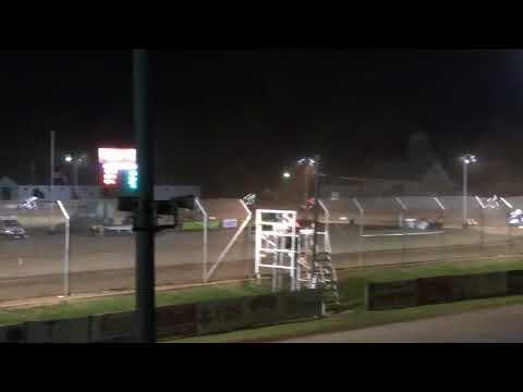 First night at Attica raceway park
