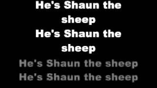 Shaun the Sheep - Theme Tune -  - With Lyrics
