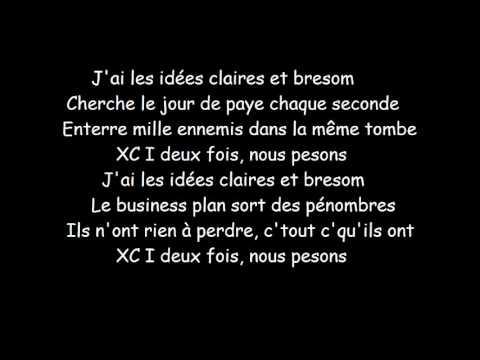 Shay - XCII (Lyrics)