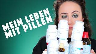 Noch nicht gesund - mein jetziges Leben mit Pillen | Hatice Schmidt