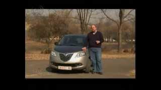 Тест на Lancia Ypsilon во Авто Магазин 16 02 2012
