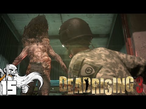 EVIL BEEHIVE ZOMBIE MAN!!! - Let's Play Dead Rising 3 Gameplay