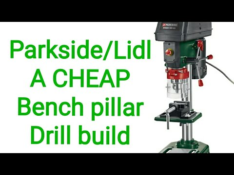 Best Budget Drill Press Uk
