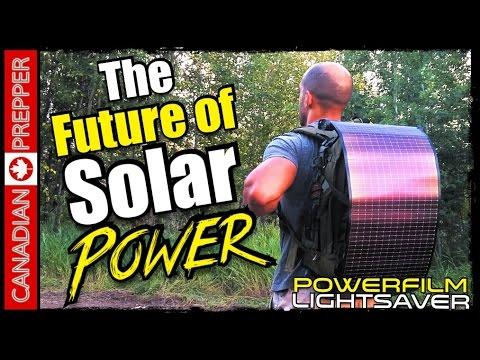 The Future of Solar Power: LightSaver Max