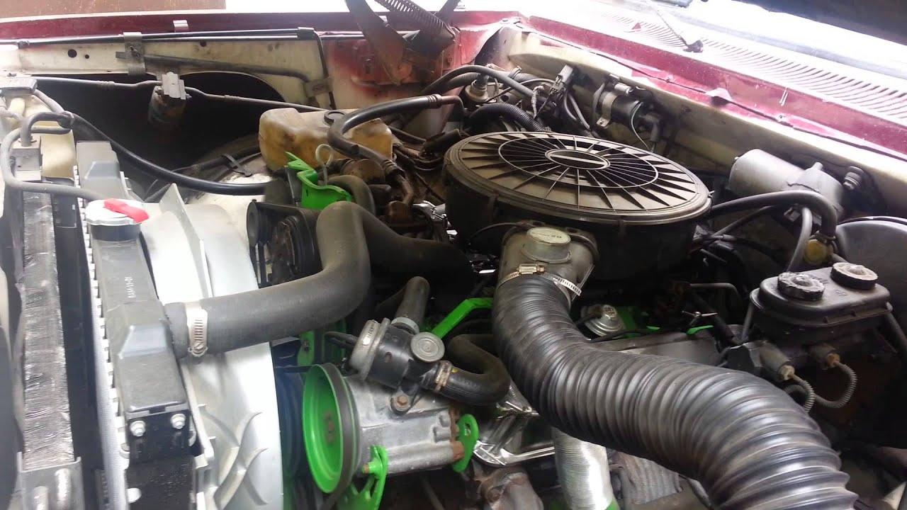 86 Dodge Ramcharger Wiring Diagram 87
