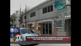 Barkada ni Pedro (BNP) at TV Patrol Central Visayas (ABS-CBN)