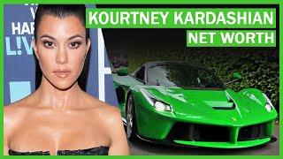 Kourtney Kardashian Net Worth 2020 | Keeping Up With The Kardashians
