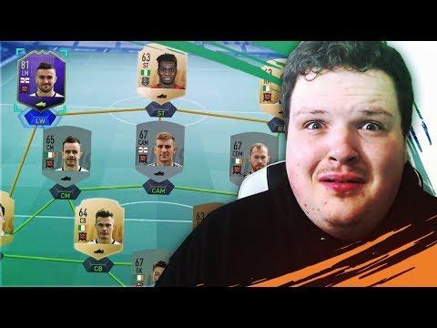so i used a full Irish league team in fut champs...