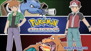 Pokémon The Origins - Rival Encounter Music (HD)