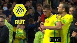 But Emiliano SALA (89') / FC Nantes - FC Lorient (1-0) -  / 2016-17