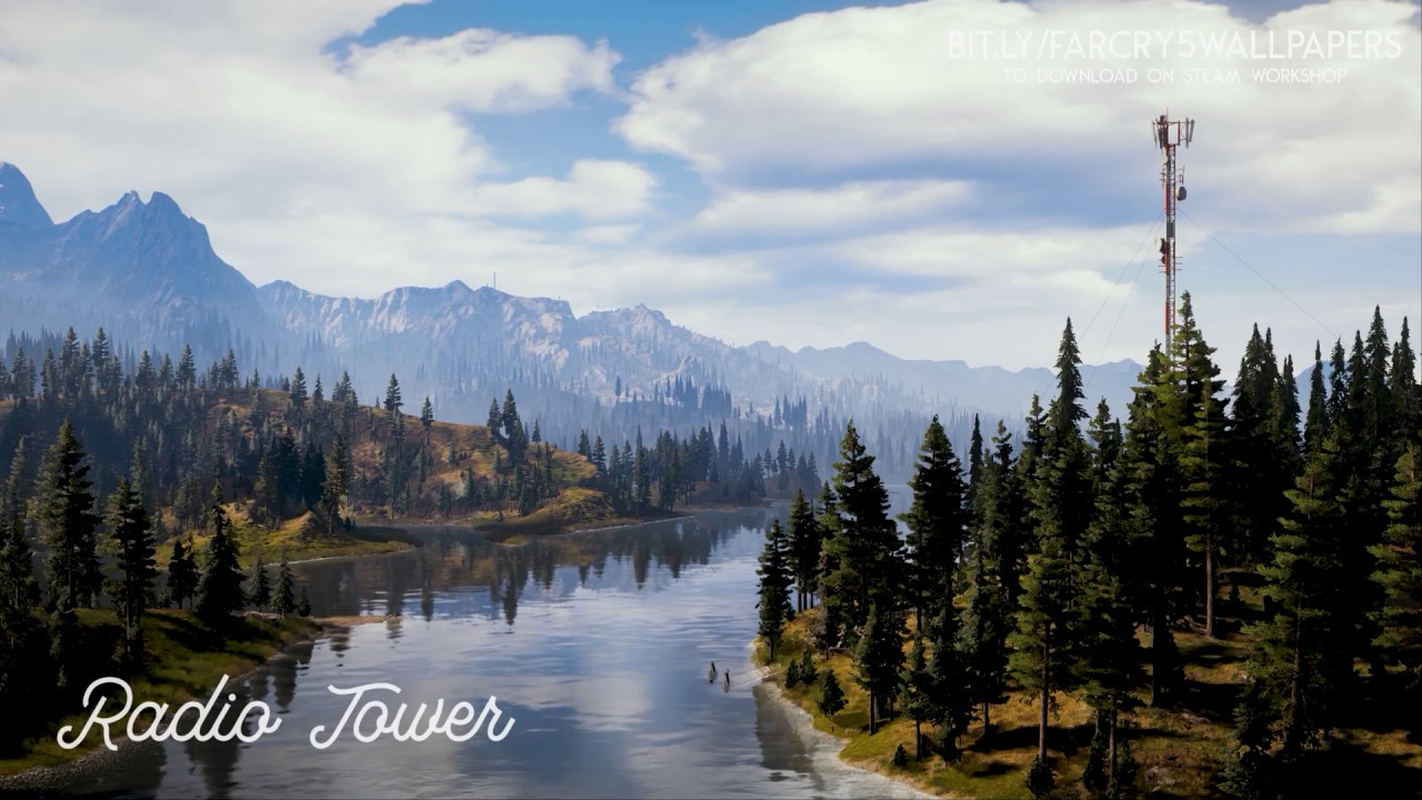 Far Cry 5 Welcome To Montana Animated Wallpapers Youtube