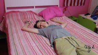 VLog #43 - Io torno a casa a dormire :)
